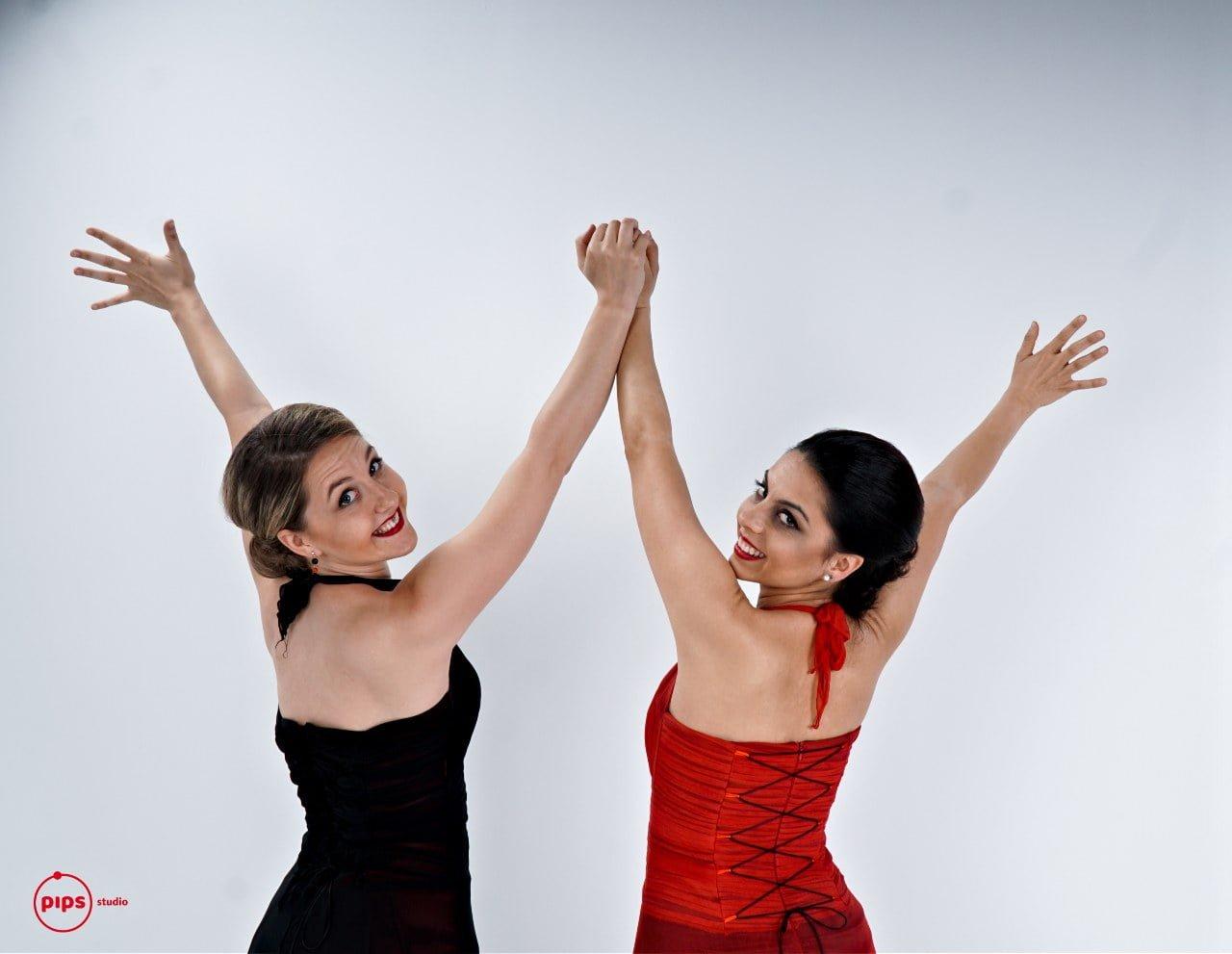 Piano duo Gorog sisters bio