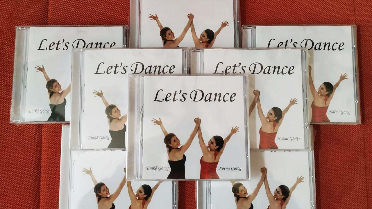 Let's Dance - New Album