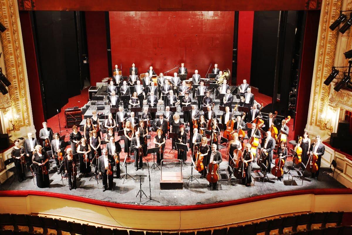 The Szeged Symphony Orchestra